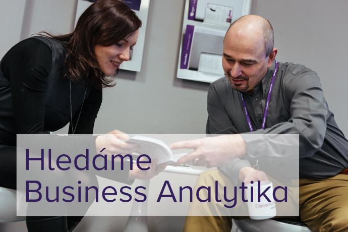 hledáme business analytika